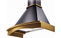 Вытяжка декоративная Pyramida R 90 BL , фото 1