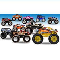 Игровой набор МашинкаMonster JamHot Wheels 21572