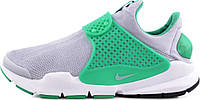 "Кроссовки Nike Sock Dart ""Light Grey Green"""