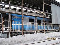 Термоабразивная обработка металла Термоабразивная обработка поверхности от коррозии Пескоструйка вагонов Песко