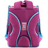 Рюкзак школьный каркасный GO18-5001S-6, фото 3