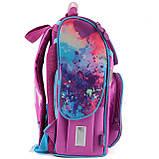 Рюкзак школьный каркасный GO18-5001S-6, фото 5