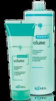 Purify Volume - Кондиционер Объем тонких волос с маслом лимнантеса,1000мл