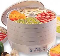 EZIDRI Snackmaker FD-500  Cушильный аппарат ( СУШИЛКА )  для овощей,фруктов,грибов.