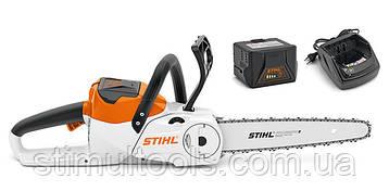 Аккумуляторная цепная пила Stihl MSA 120 C-BQ SET