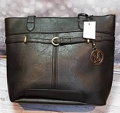 Чорна жіноча сумка