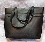 Черная женская сумка, фото 2