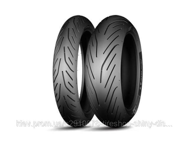 Michelin Pilot Power 3 120/70 R17 58W, фото 2