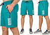 Мужские спортивные трикотажные шорты Tailer, размеры от 48 до 56, фото 2