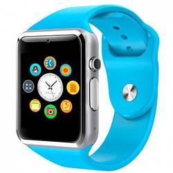 Смарт-часы Smart Uwatch A1 Turbo Blue