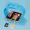 Смарт-часы Smart Uwatch A1 Turbo Blue, фото 3