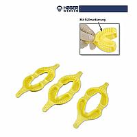 Капы для минерализации зубов Mirafluor Tray (small), маленькие, 50 шт.