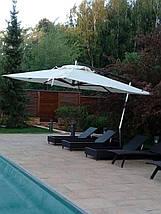 Тент зонт 3м х 3м., фото 3