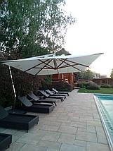Тент зонт 3м х 3м., фото 2