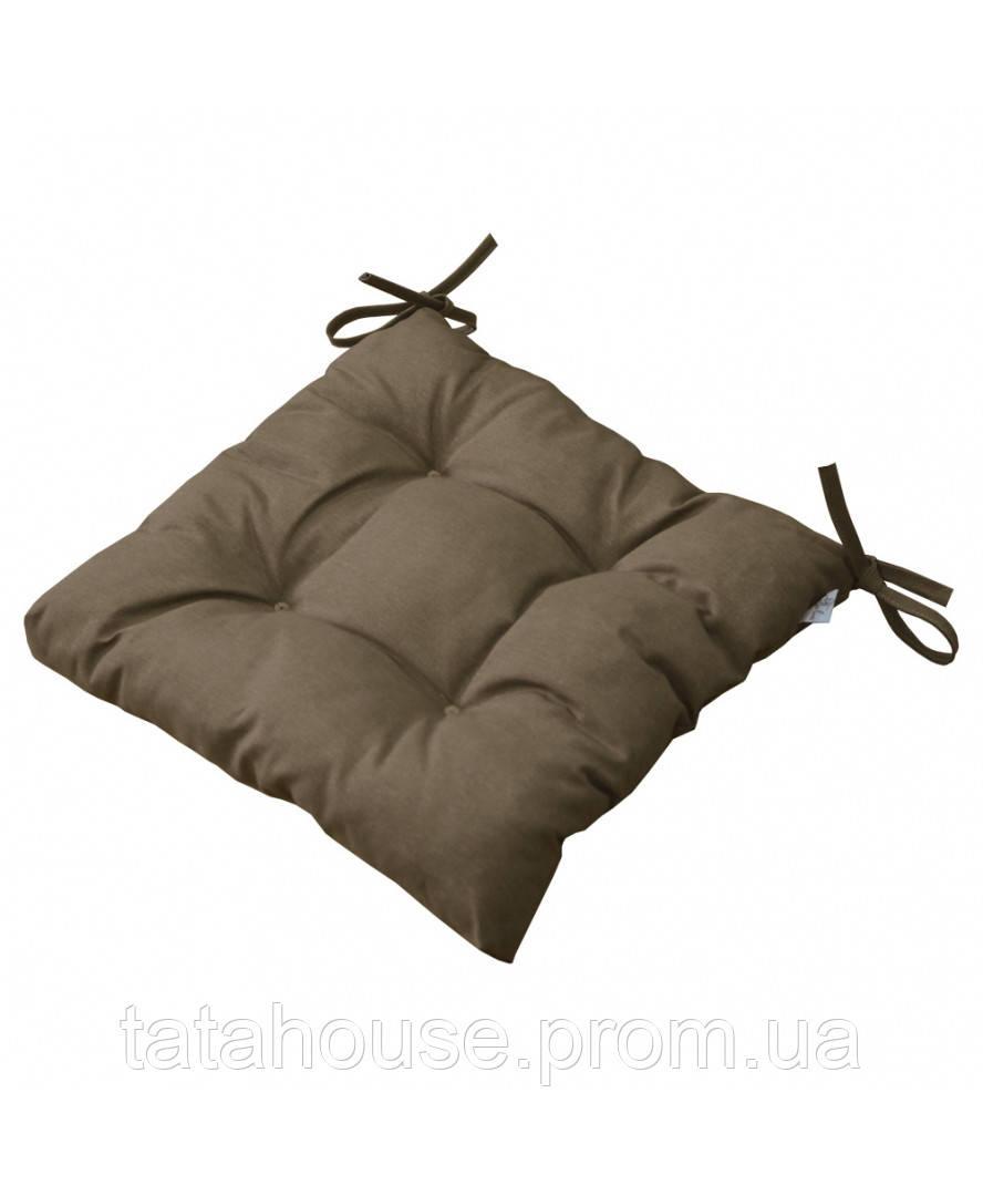 Подушка на стул Brown 40х40 см