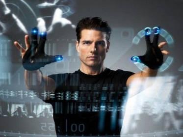 HaptoMime - виртуальный экран, к которому можно прикоснуться