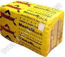 Мастер-Рок 30 кг/м³, 50мм, 10 шт., 6 м.кв.