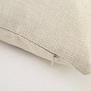 Подушка декоративная Фламинго акварель 45 х 45 см Berni, фото 2