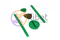 Набор инструментов Baku BK-6013, 2 лопатки, 2 медиатора, съемник