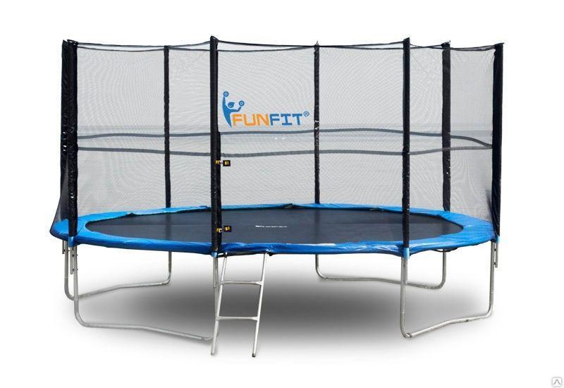 Батут FunFit 465 см