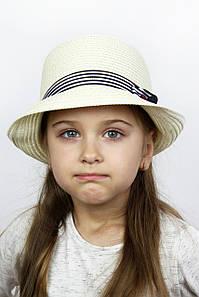 Шляпа детская Ферб бежевая