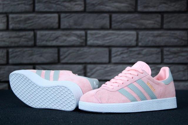 Adidas Gazelle OG Pink Grey