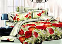 Постельное белье семейное хлопок (9567) TM KRISPOL Украина