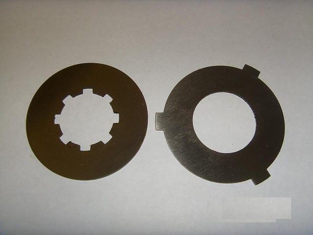 Фрикционный диск токарного станка 16К20