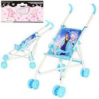 Игрушечная коляска Frozen, колясочка для кукол, детские коляски для кукол,металлическая