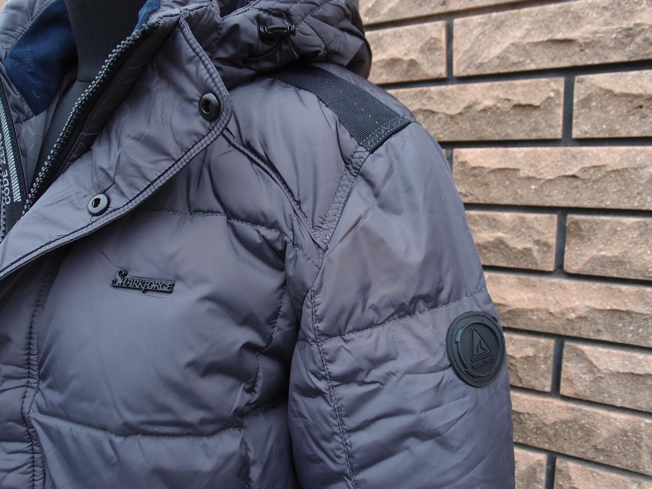Зимняя куртка мужская Shark Forse