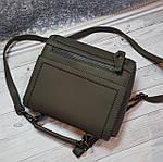 Серая женская сумочка, фото 5