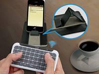 Genius Mini LuxePad - компактная клавиатура для iOS-устройств