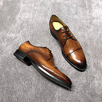 Кожаные туфли Berluti