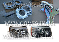 Комплект для рестайлинга фар Range Rover Sport