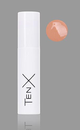 Тональный флюид 107 Темно-бежевый TenX