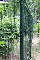 """Секционный забор """"Техна-Эко""""- 1680х2500"""