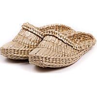 Лапти плетеные камыш, SAUNAPRO