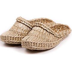 Лапти плетеные камыш, Sauna Pro