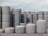 Кольца железобетонные для колодцев и канализации, крышки днища и др.ЖБИ с доставкой по Одессе и области
