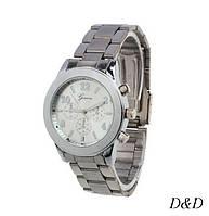 Часы женские серебристые
