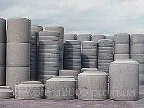"""Кольца железобетонные для колодцев и канализации, крышки днища. Все ЖБИ с доставкой по Одессе и области - ЧП """"СтройСфера"""" в Одессе"""