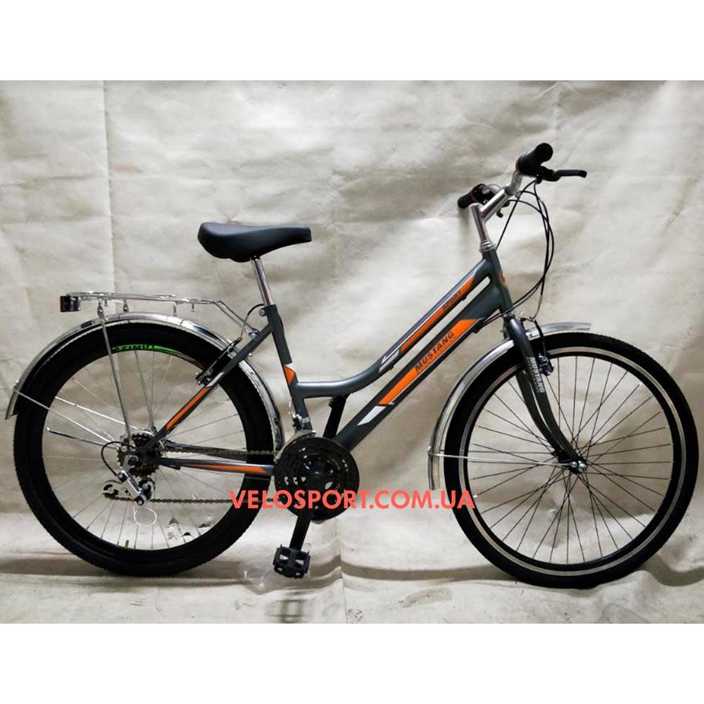Городской велосипед Mustang Sport 24 дюйма