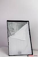 Софтбокс зонт для вспышки четырехугольный 60 x 90 см (28013), фото 1