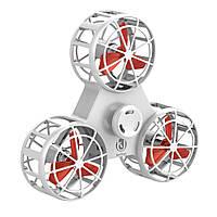 Спиннер BONITOYS F1 летающая игрушка-антистресс Белый (SUN0587)