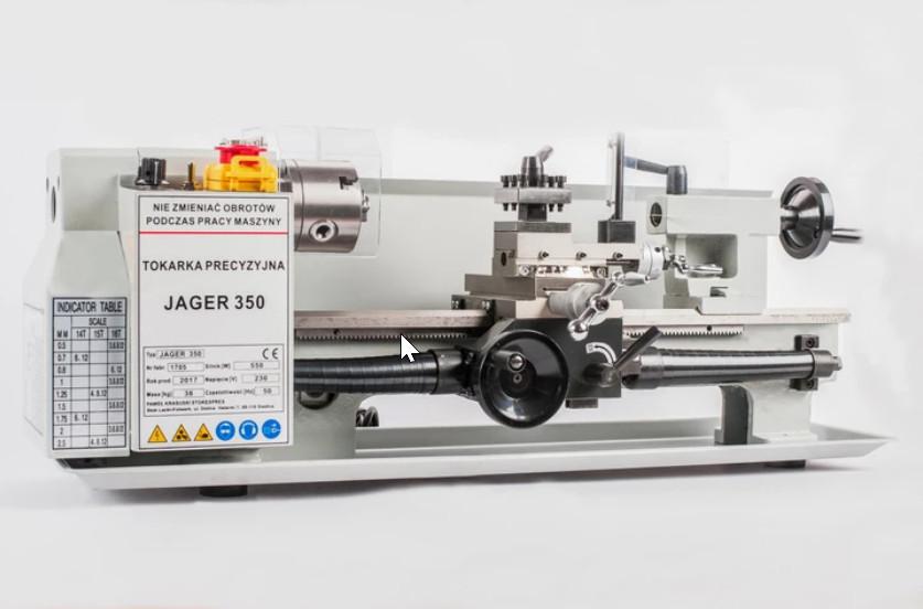 Универсальный токарный станок JAGER GERMAN 350