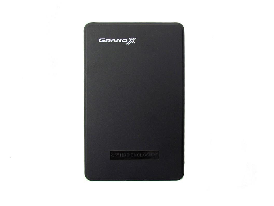 Внешний пластиковый карман HDD 2.5 USB 2.0 Gran-X