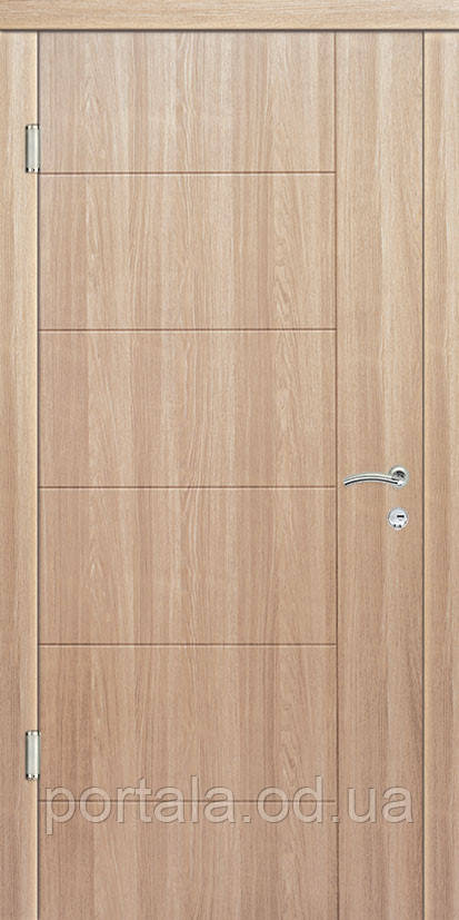 """Вхідні двері для вулиці """"Портала"""" (Люкс Vinorit) ― модель Арізона"""