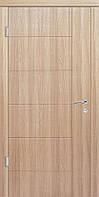 """Входная дверь для улицы """"Портала"""" (Люкс Vinorit) ― модель Аризона, фото 1"""