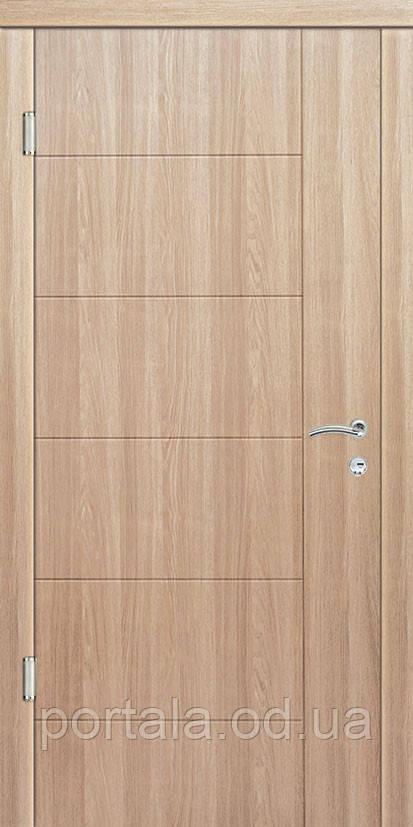 """Вхідні двері для вулиці """"Портала"""" (Преміум Vinorit) ― модель Арізона"""