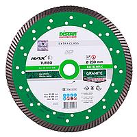 Алмазный отрезной диск  по граниту Distar Turbo 232x2,5x12x22,23 Elite Max 10115127018
